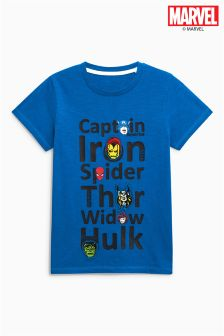 Marvel® Heros T-Shirt (3-16yrs)