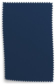 Matt Velvet Bright Blue Fabric Roll