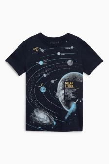 Solar System T-Shirt (3-16yrs)