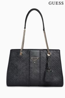 Guess Black Remi Logo Bag