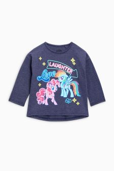 My Little Pony Neon Long Sleeve T-Shirt (3mths-6yrs)
