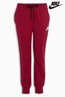 Nike Red AV15 Knit Pant