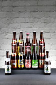 Brown Introduction To Belgian Beer Case