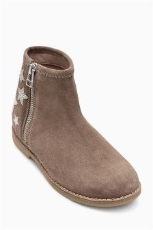 Star Chelsea Boots (Younger Girls)