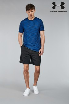 "Under Armour Gym Black 8"" Mirage Short"