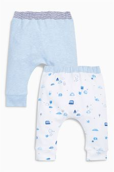 Joggers Two Pack (0mths-2yrs)