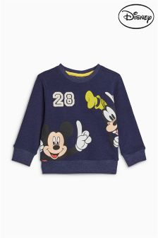 Long Sleeve Mickey™ And Friends Crew (3mths-6yrs)