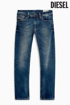 Diesel Waykee Dark Wash Straight Leg Jean
