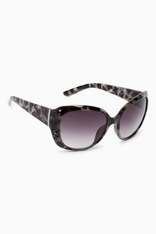 Sparkle Square Sunglasses