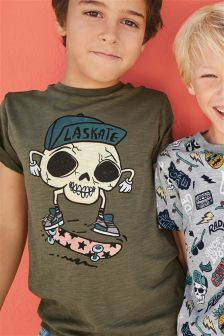 L.A Skate T-Shirt (3-16yrs)