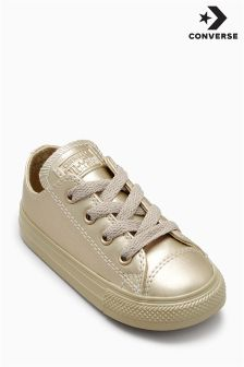 Converse Metallic Rubber Chuck Ox
