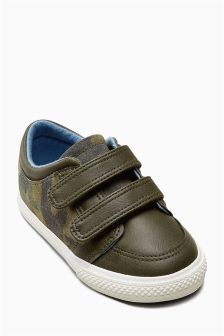 Double Strap Shoes (Younger Boys)