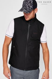 Ted Baker Golf Black Gilet