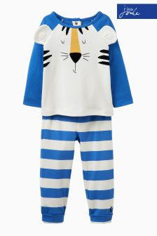 Joules Baby Blue Novelty Set