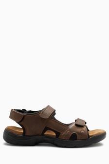 Leather Trek Sandal