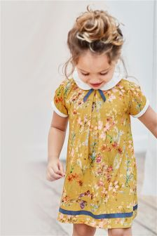 Floral Dress (3mths-6yrs)