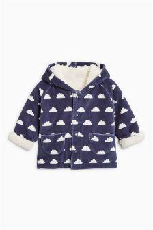Cloud Velour Jacket (0mths-2yrs)