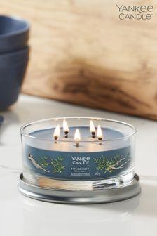 Animal Hiltern Blue Short Sleeve Rash Vest