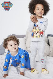 Paw Patrol Snuggle Fit Pyjamas Two Pack (12mths-6yrs)