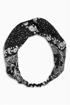 Print Headscarf