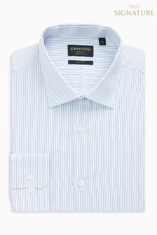 Signature Canclini Slim Fit Shirt