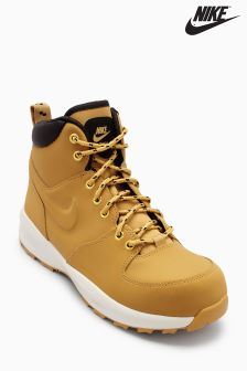 Nike Tan Manoa Leather