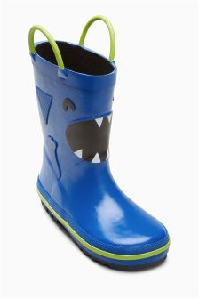 Monster Wellies (Younger Boys)