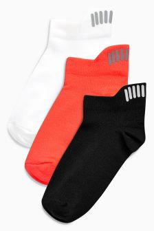 Sport Socks Three Pack (Older Girls)