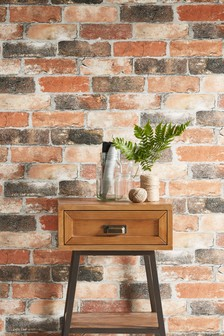 Paste The Wall Brick Wallpaper