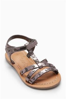 Stud Sandals (Younger Girls)