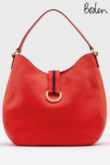 Boden Post Box Red Toulouse Shoulder Bag