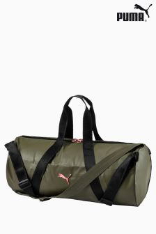 Puma® Khaki Velvet Rob Bag