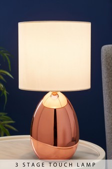 Droplet Touch Table Lamp