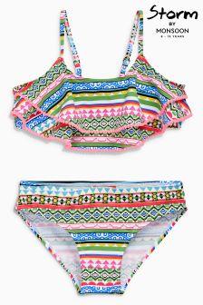 Monsoon Blue Tahiti Bikini