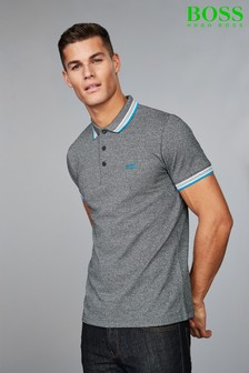 Boss Athleisure Tipped Paddy Polo
