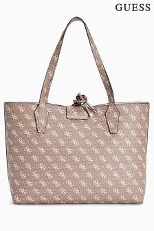 Guess Logo Bobbi Tote Bag