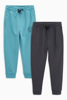 Skinny Joggers Two Pack (3-16yrs)