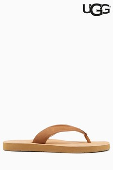 UG® Chestnut Tawney Leather Toe Thong