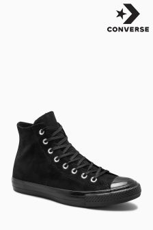Converse Black Chuck Hi Top