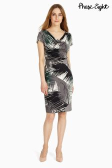 Phase Eight St. Louis Fern Print Dress