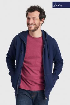Joules Navy Midnight Hooded Alnwick Sweatshirt