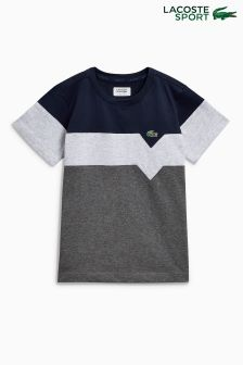 Lacoste® Sport Colourblock Tee
