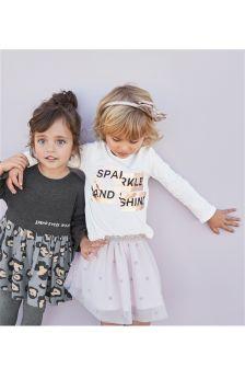 Sparkle Shine T-Shirt (3mths-6yrs)