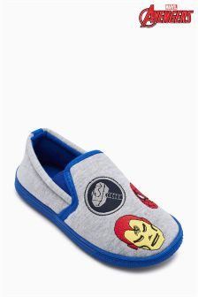 Avengers Slippers (Older Boys)