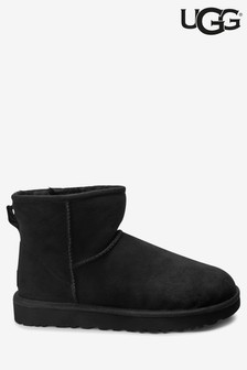 UGG® Black Mini Classic Boot