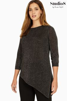 Studio 8 Metallic Adele Jumper