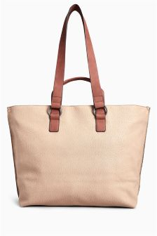 Double Handle Shopper Bag