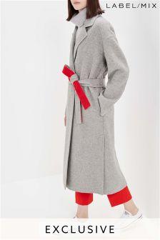 Mix/Rejina Pyo Belted Coat