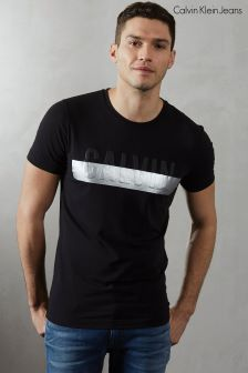 Calvin Klein Black Toler Slim Fit T-Shirt
