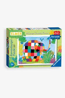 Abercrombie & Fitch White Logo Tee